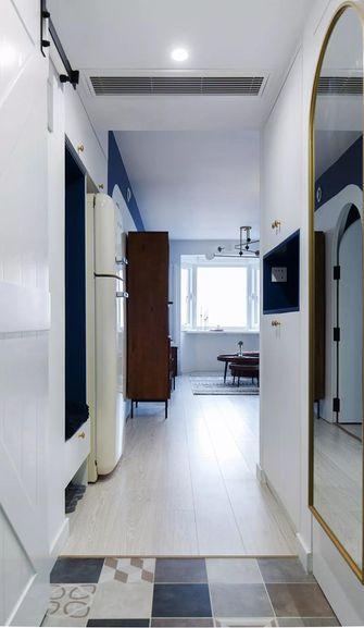 50平米一室一厅现代简约风格玄关图片大全