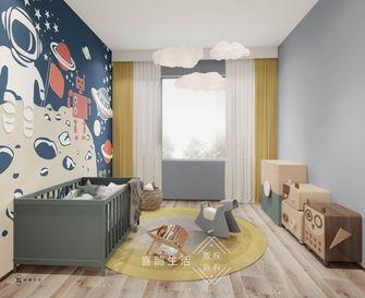 140平米别墅东南亚风格儿童房装修效果图