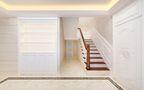 10-15万140平米三室一厅欧式风格楼梯欣赏图