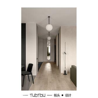 豪华型140平米现代简约风格客厅装修效果图