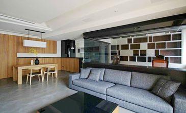 90平米一室两厅宜家风格客厅图片