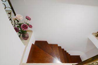 富裕型80平米复式美式风格楼梯图片