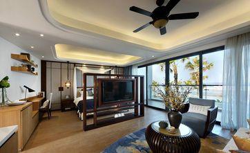 70平米公寓中式风格客厅设计图