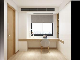 90平米日式风格书房装修效果图