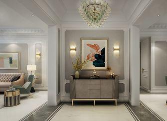140平米三室两厅法式风格玄关设计图