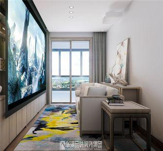 130平米三中式风格影音室图片