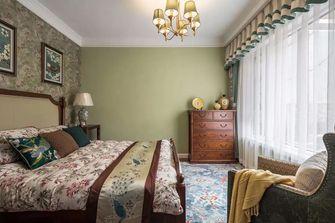 90平米三美式风格卧室装修案例