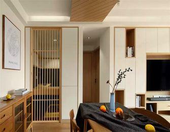 110平米三室两厅日式风格餐厅欣赏图