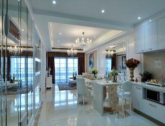 60平米公寓欧式风格餐厅装修效果图