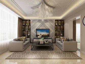 140平米四室三厅欧式风格客厅效果图