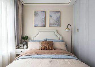 130平米美式风格卧室设计图
