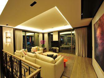 富裕型120平米东南亚风格阁楼设计图