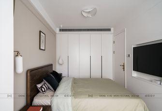 50平米小户型法式风格卧室装修案例