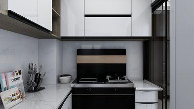 90平米三室一厅宜家风格厨房设计图