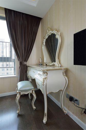 140平米四室两厅欧式风格梳妆台设计图