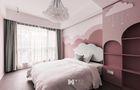 140平米四室两厅现代简约风格儿童房欣赏图