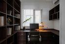 120平米四室一厅混搭风格书房装修案例