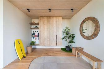 140平米别墅日式风格健身室效果图
