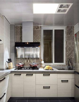100平米北欧风格厨房效果图