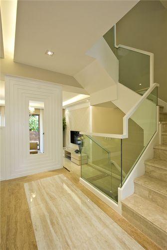 经济型100平米三室一厅其他风格楼梯图片