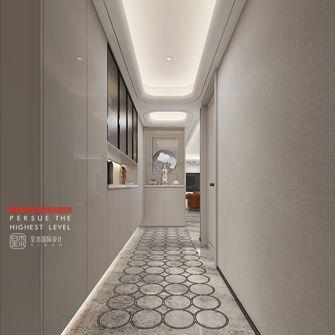 130平米别墅现代简约风格玄关图