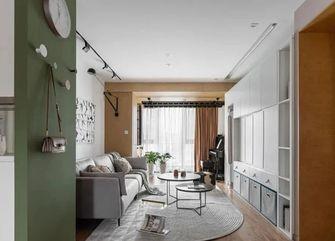 90平米三宜家风格客厅设计图