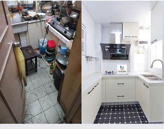 经济型30平米以下超小户型宜家风格厨房装修效果图