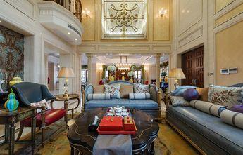 100平米新古典风格客厅图片大全