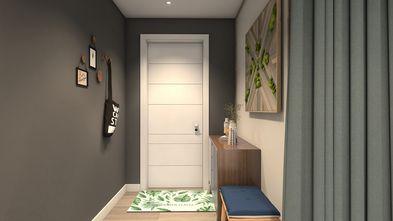 70平米一居室北欧风格玄关图片