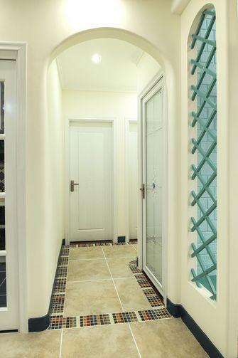 70平米地中海风格走廊设计图