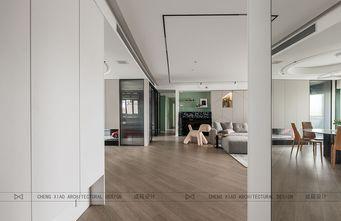 140平米四室三厅现代简约风格客厅设计图