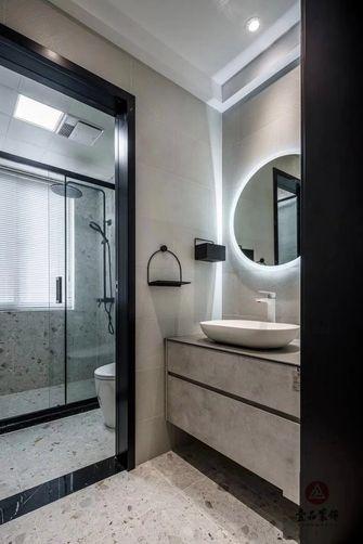 110平米三现代简约风格卫生间设计图