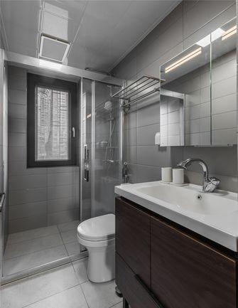 100平米三室两厅中式风格卫生间设计图