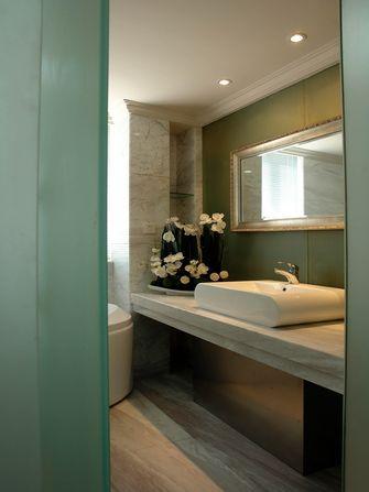 经济型140平米别墅欧式风格卫生间浴室柜图