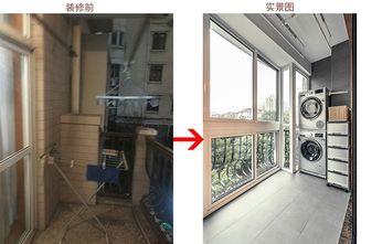 豪华型130平米三室两厅现代简约风格阳台图