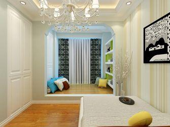 140平米复式法式风格衣帽间图片