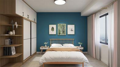 50平米一室一厅现代简约风格卧室装修案例