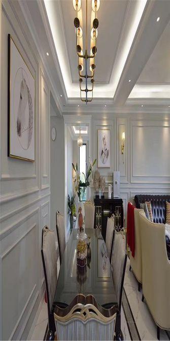 140平米四混搭风格客厅图片