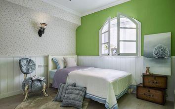 60平米一居室田园风格卧室图片