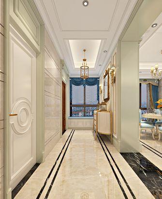130平米三室两厅欧式风格走廊装修效果图