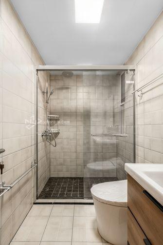 120平米复式中式风格卫生间装修案例
