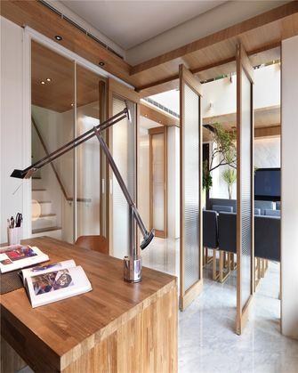 70平米复式欧式风格书房设计图