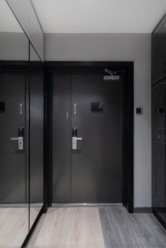 90平米三现代简约风格玄关装修案例