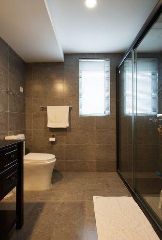 100平米三室一厅地中海风格卫生间装修效果图