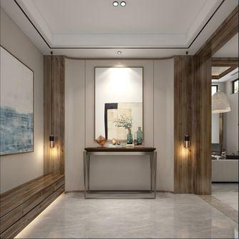 130平米三室两厅田园风格玄关装修案例