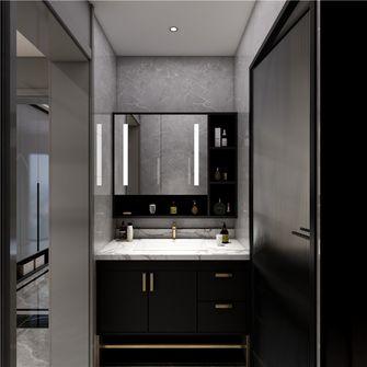 140平米三室两厅混搭风格卫生间装修图片大全