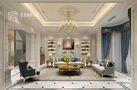 140平米别墅欧式风格客厅欣赏图