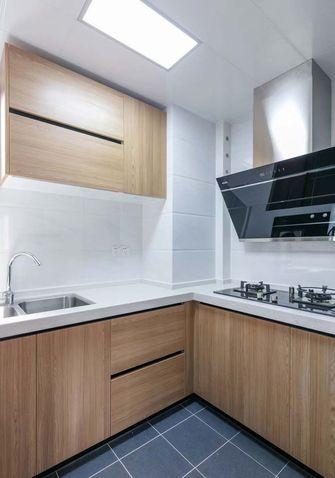 100平米三宜家风格厨房欣赏图