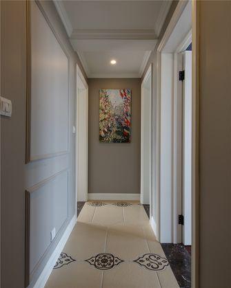 120平米三美式风格走廊装修图片大全