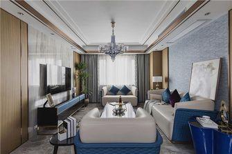 140平米复式宜家风格客厅效果图